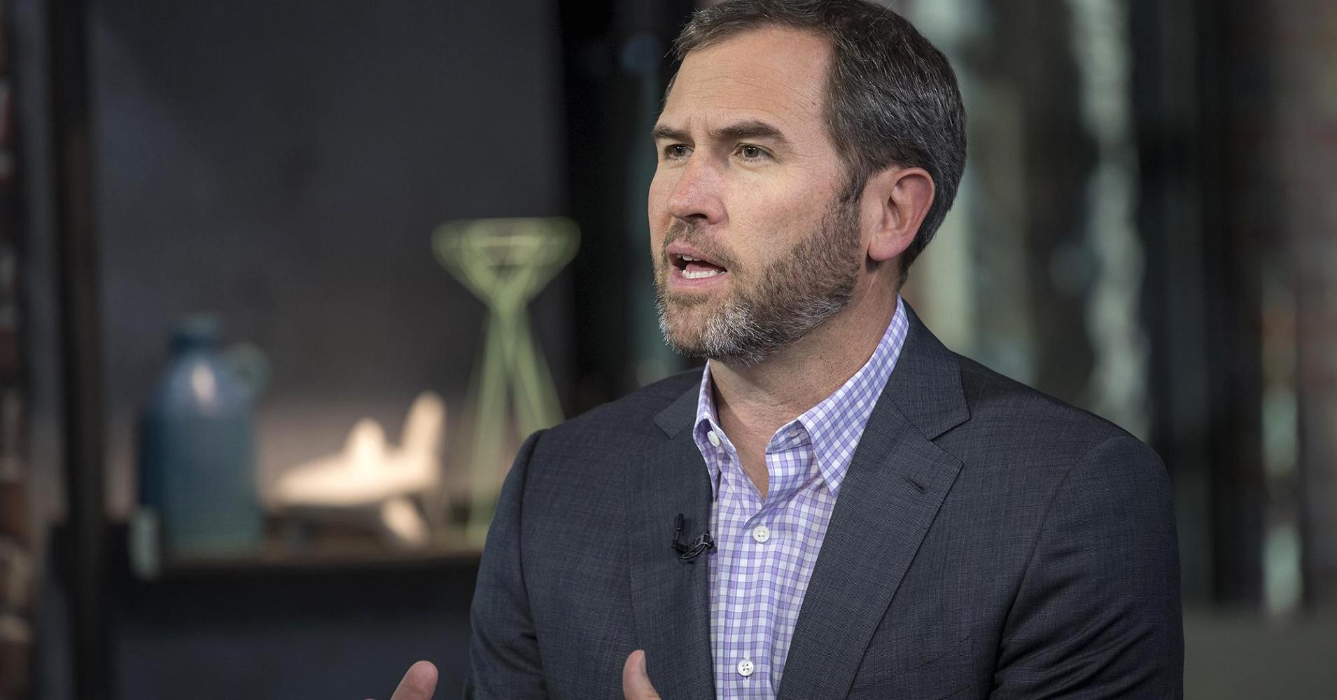 الرئيس التنفيذي لشركة الريبل يوضح سبب لجوء الشركات إلى البيتكوين