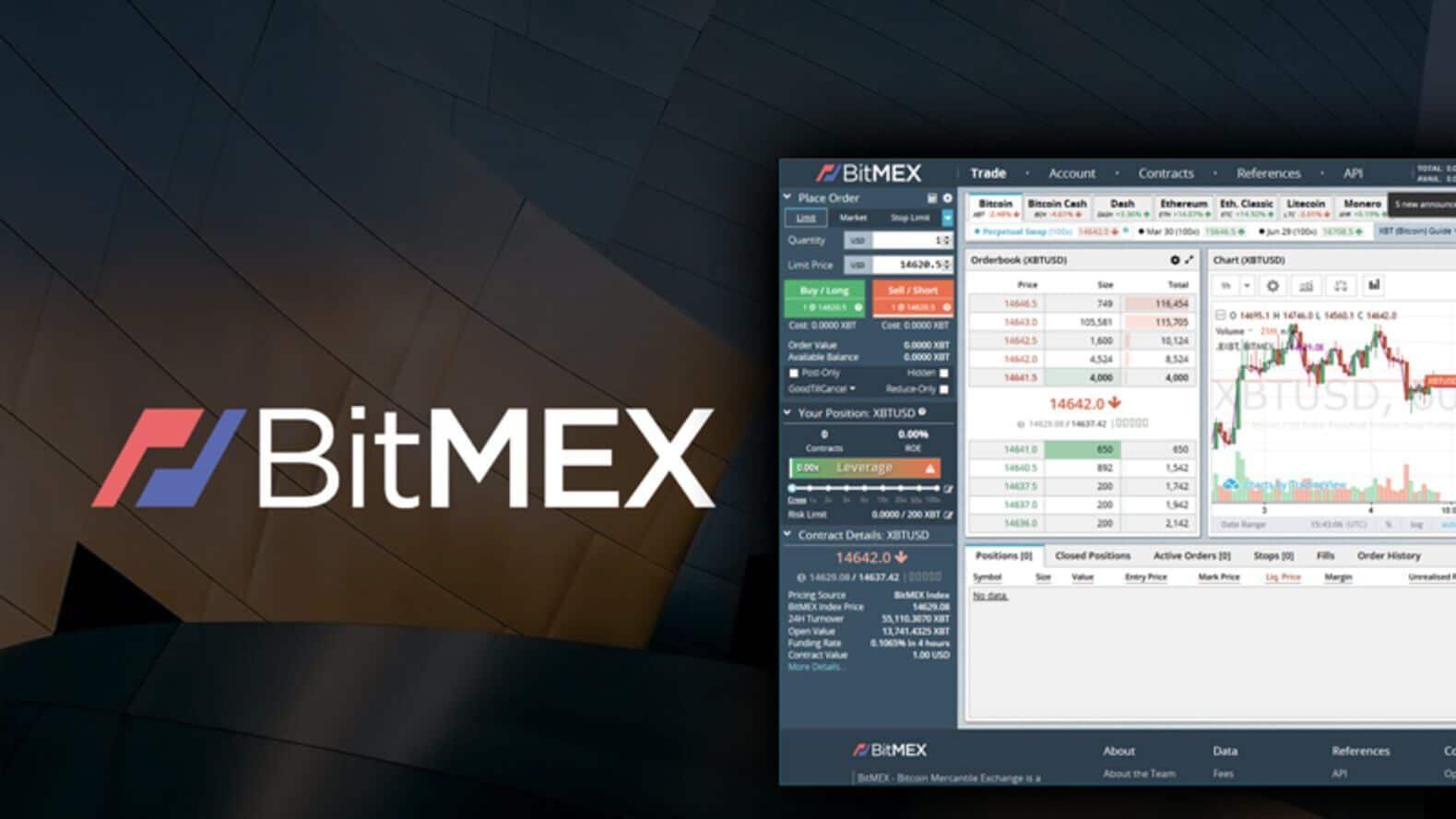 إتهام رؤساء منصة التداول BitMEX بنهب أكثر من 440 مليون دولار ... التفاصيل هنا