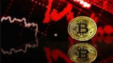 سعر البيتكوين BTC ينخفض بمقدار 1000 دولار في أسوأ عملية بيع في ظرف أسبوع