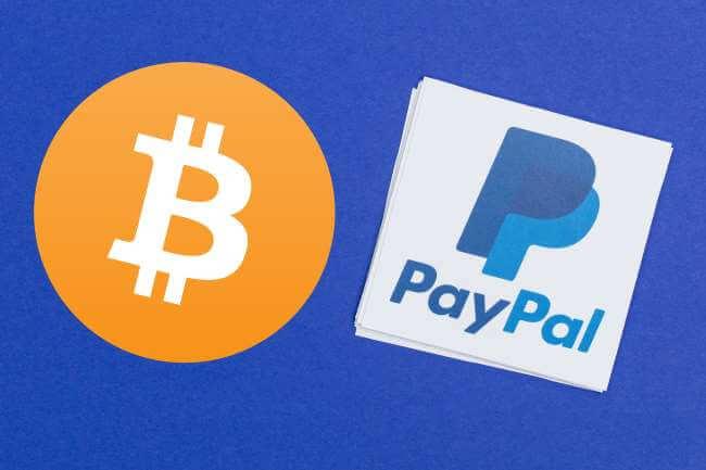 بايبال تسجل رقم قياسي جديد في حجم تداول العملات الرقمية المشفرة