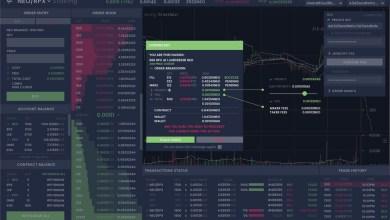 """شرح طريقة تداول العملات الرقمية خارج منصات التداول عبر شبكة """"Switcheo"""""""