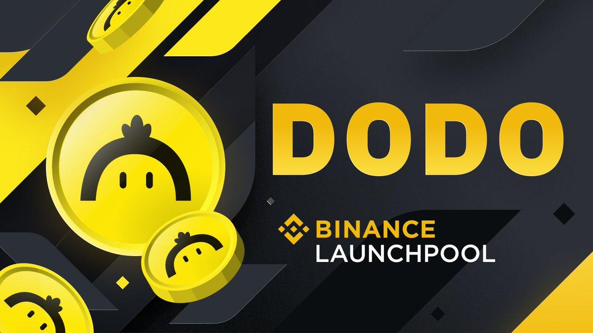 """ماهو مشروع DODO المقدم على """"Binance Launchpool""""؟"""