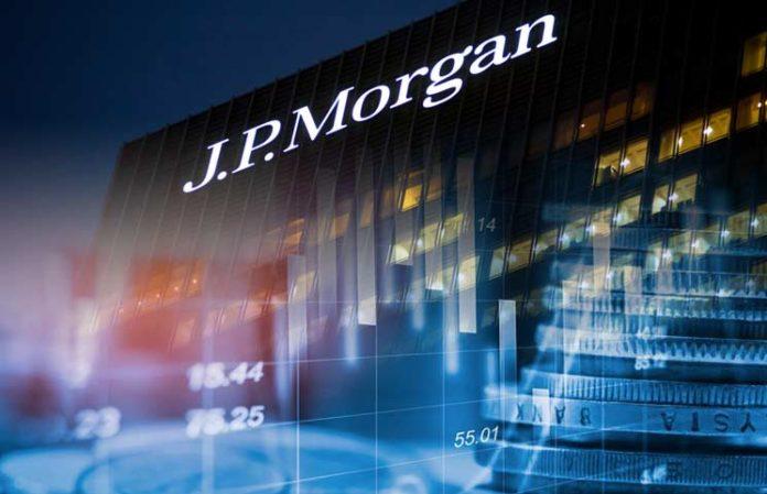 """شركة """"جي بي مورغان"""" تطلق أداة استثمارية تسمح بالتعرض للشركات العامة التي تركز على الكريبتو"""