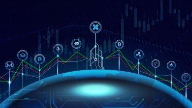 القيمة السوقية الإجمالية للعملات الرقمية المشفرة تقترب من 2 تريليون دولار