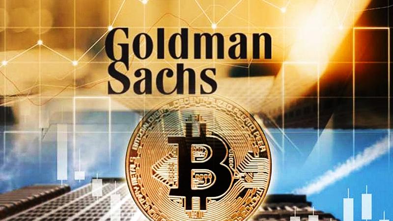 """ظهور تقرير جديد من بنك """"غولدمان ساكس"""" يتضمن وجهة نظره حول الكريبتو"""