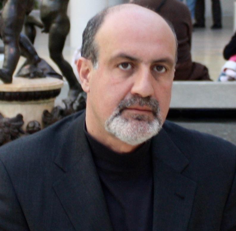 """مؤلف كتاب """"Black Swan"""" يشرح لماذا يعتقد أن البيتكوين يفشل كأداة مالية وكمخزن للقيمة!"""