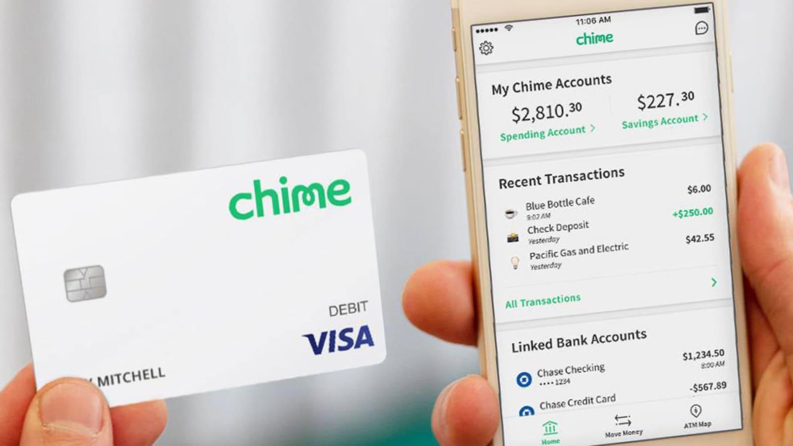 """شركة التكنولوجيا المالية """"Chime"""" تجمع 750 مليون دولار وتسجل تقييما بـ 25 مليار دولار"""