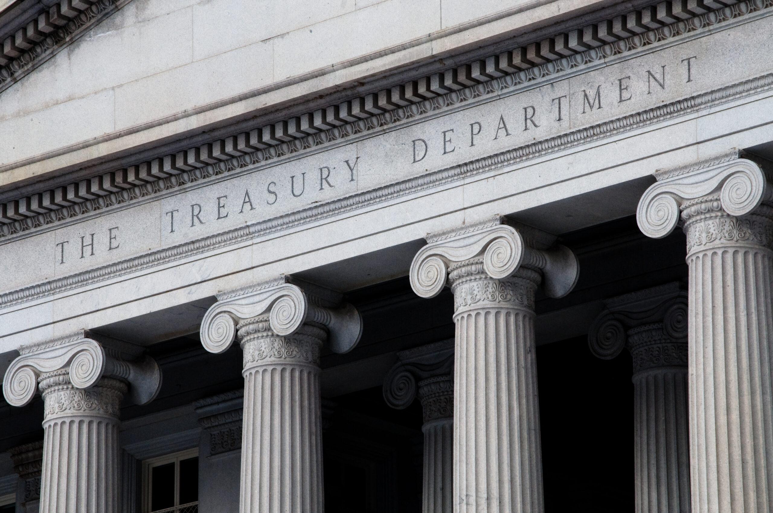 لأول مرة الخزانة الأمريكية تفرض عقوبات على منصة لتداول العملات الرقمية