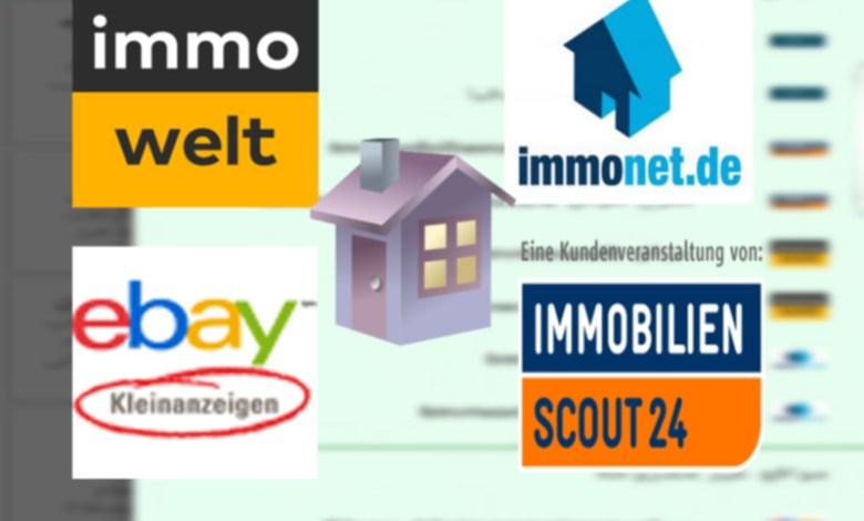 تطبيق للبحث عن سكن في ألمانيا يتضمن اهم المواقع الألمانية مشروحة باللغة العربية