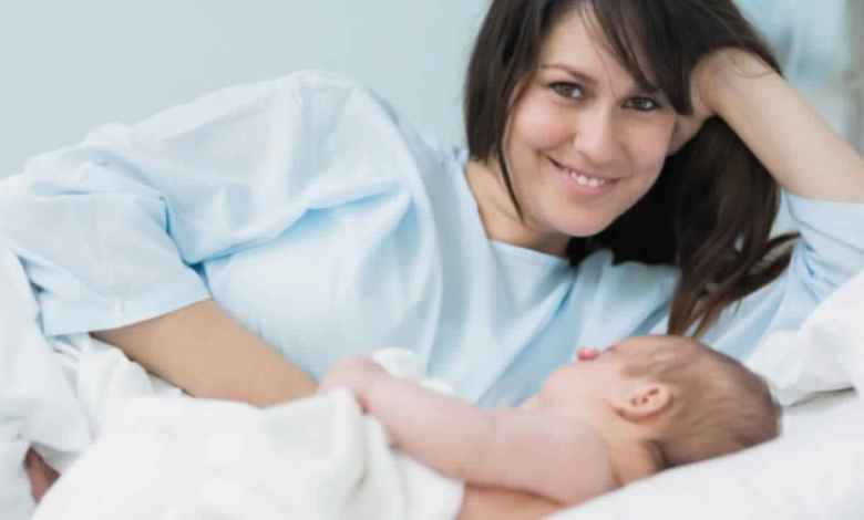 الحمل والولادة في المانيا