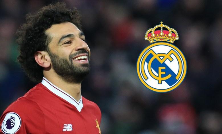 صلاح في ريال مدريد