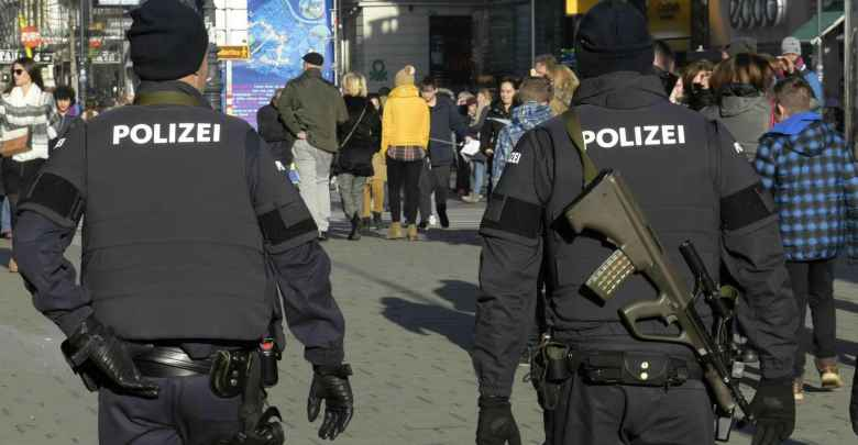 ارتكاب الجرائم في ألمانيا