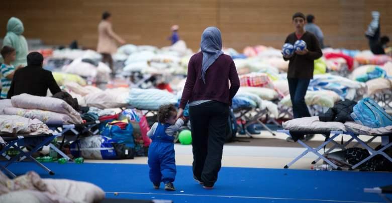 طلبات اللجوء في ألمانيا