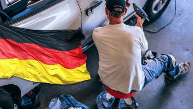 قانون الهجرة الألماني