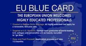 بطاقة الاتحاد الأوروبي