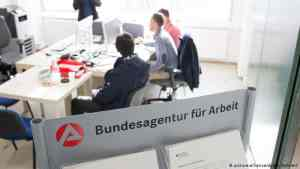 العمل في ألمانيا