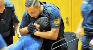 ألمانيا لاجئ فلسطيني سوري حاول قتل المدعي العام أثناء محاكمته