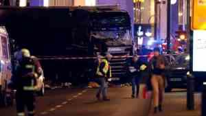 شاحنة هجوم برلين