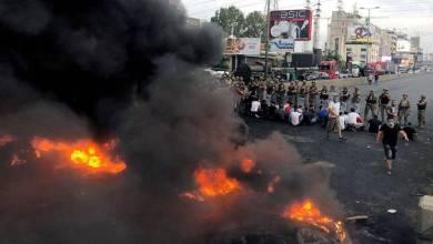 """Photo of مظاهرات لبنان تشعل الشارع السياسي والحريري يمهل شركاءه """"72 ساعة"""" للخروج من الأزمة"""