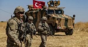 نبع السلام الاسم الذي اطلقه اردوغان على العملية العسكرية التركية شمال سوريا