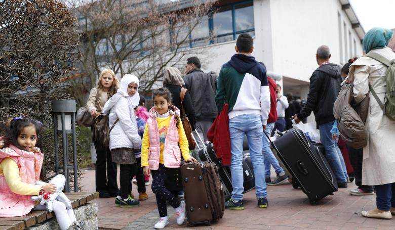 تقريرألماني ترحيل لاجئين سوريين من ألمانيا إلى سوريا أمر في منتهى الخطورة