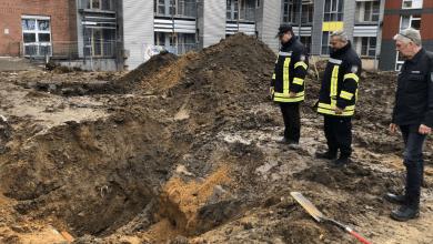 Photo of إجلاء آلاف المواطنين في أحد الأحياء السكنية بمدينة ألمانية للاشتباه بوجود 4 قنابل