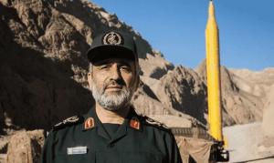 قائد القوة الجوفضائية بالحرس الثوري الإيراني