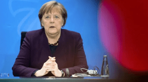 ألمانيا الحرب الشاملة على فيروس كورونا من المستشارة الألمانية أنغيلا ميركل