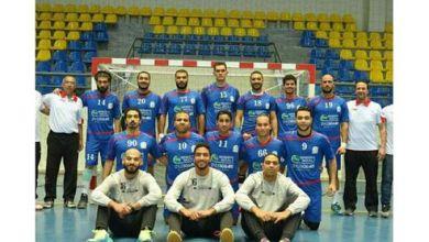 صورة بورسعيد يتأهل لدوري المحترفين لكرة اليد