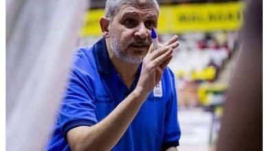 صورة وصايا للاعبي الأهلي قبل نهائي دوري سوبر السلة
