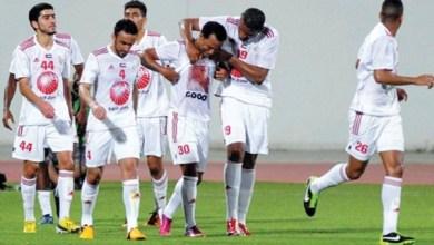 صورة الشارقة الإماراتي يسقط أمام الدحيل القطري بدوري الأبطال
