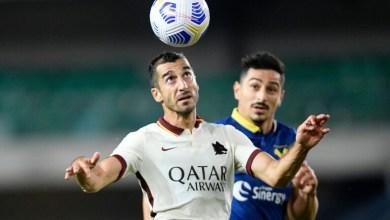 """صورة لاعب روما الإيطالي: """"من حقنا أن نعيش في وطننا دون تهديد"""""""