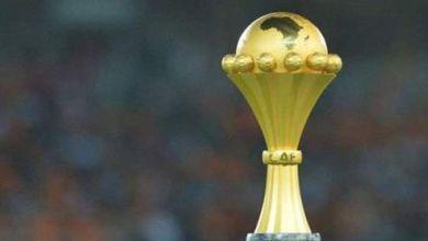 صورة اتحاد الكرة يتسلم كأسين من قسمي النيل وحلوان