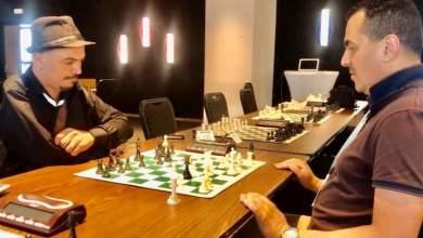 صورة بطولة chess game tour للشطرنج بمراكش.