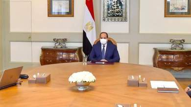 """صورة """"السيد الرئيس يتابع استعدادات استضافة مصر لبطولة كأس العالم لكرة اليد في يناير القادم"""""""