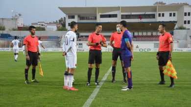 صورة الاتحاد المغربي لكرة القدم يضع شروطا لضمان سلامة صحة اللاعبين من عدوى كورونا