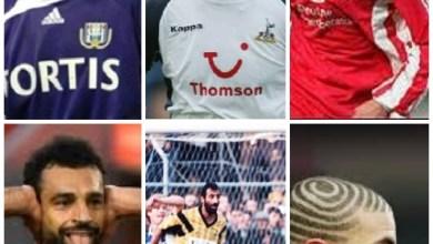 صورة افضل ستة لاعبين مصريين احترفوا خارجيا
