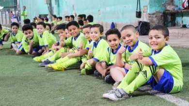 صورة مهرجان رياضي ترفيهي للاعبي أكاديمية نادي المنيا الرياضي