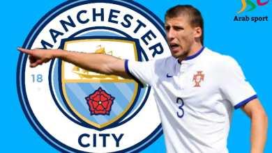 صورة انتقل روبن دياس من بنفيكا إلى مانشستر سيتي مقابل 71 مليون يورو