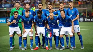صورة إيطاليا تتعادل مع البوسنة بدوري الأمم الأوروبية