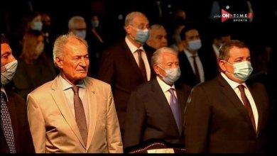 صورة حسن مصطفى يعلن حضور رئيس الأولمبية الدولية بطولة كأس العالم لليد