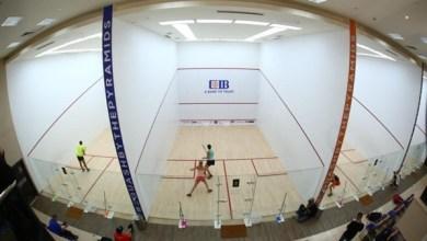 صورة نتائج المصريين في اليوم الأول من بطولة مصر الدولية