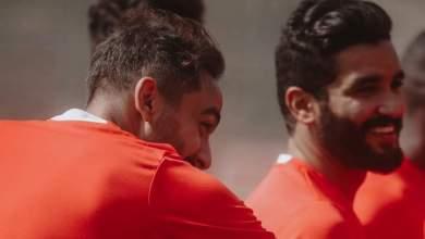 صورة الأهلي ينفي فسخ عقد صالح جمعة ويؤكد تواجد اللاعب بالقلعة الحمراء