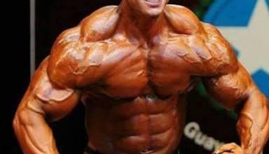 صورة اختيار أشرف فولة بطل العالم لكمال الأجسام من أفضل ١٠٠ شخصية رياضية في العالم