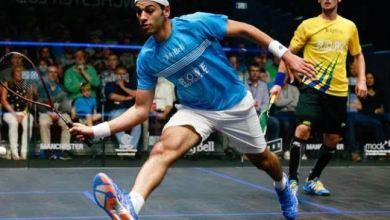 صورة انطلاق بطولة مصر الدولية المفتوحة للاسكواش