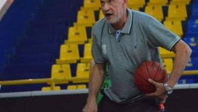 """صورة مدرب """"السلة"""": هدفي تكوين جيل شاب للمنتخب"""