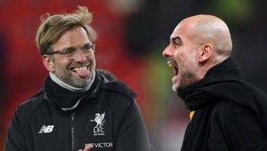 صورة صلاح يبدأ أساسيا: تشيكل مباراة ليفربول ومانشستر سيتي
