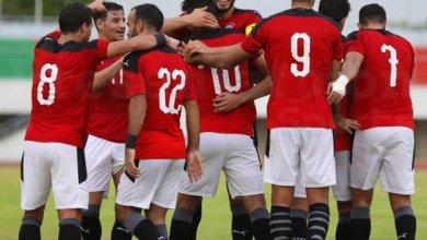 صورة بثلاثة أهداف منتخب مصر يفوز علي توجو عن جدارة واستحقاق