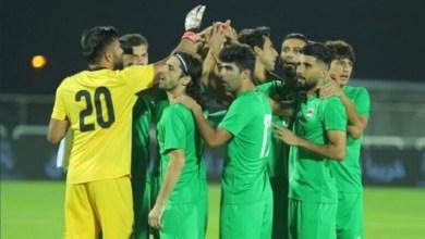 صورة العراق تتغلب على أوزبكستان بثنائية.. فيديو
