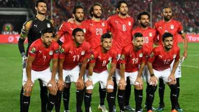 صورة رسميا القائمة النهائية لمنتخب مصر الاول لمواجهة توجو